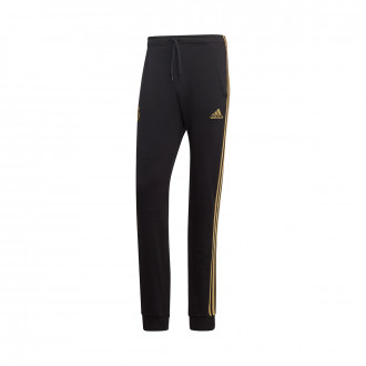 Pantalón largo  adidas Real Madrid Sweat 2019-2020 Black-Dark football gold