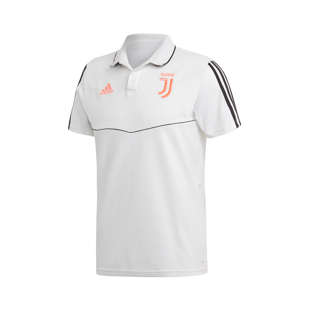Juventus Black 2019 White Polo 2020 vmnN08wO