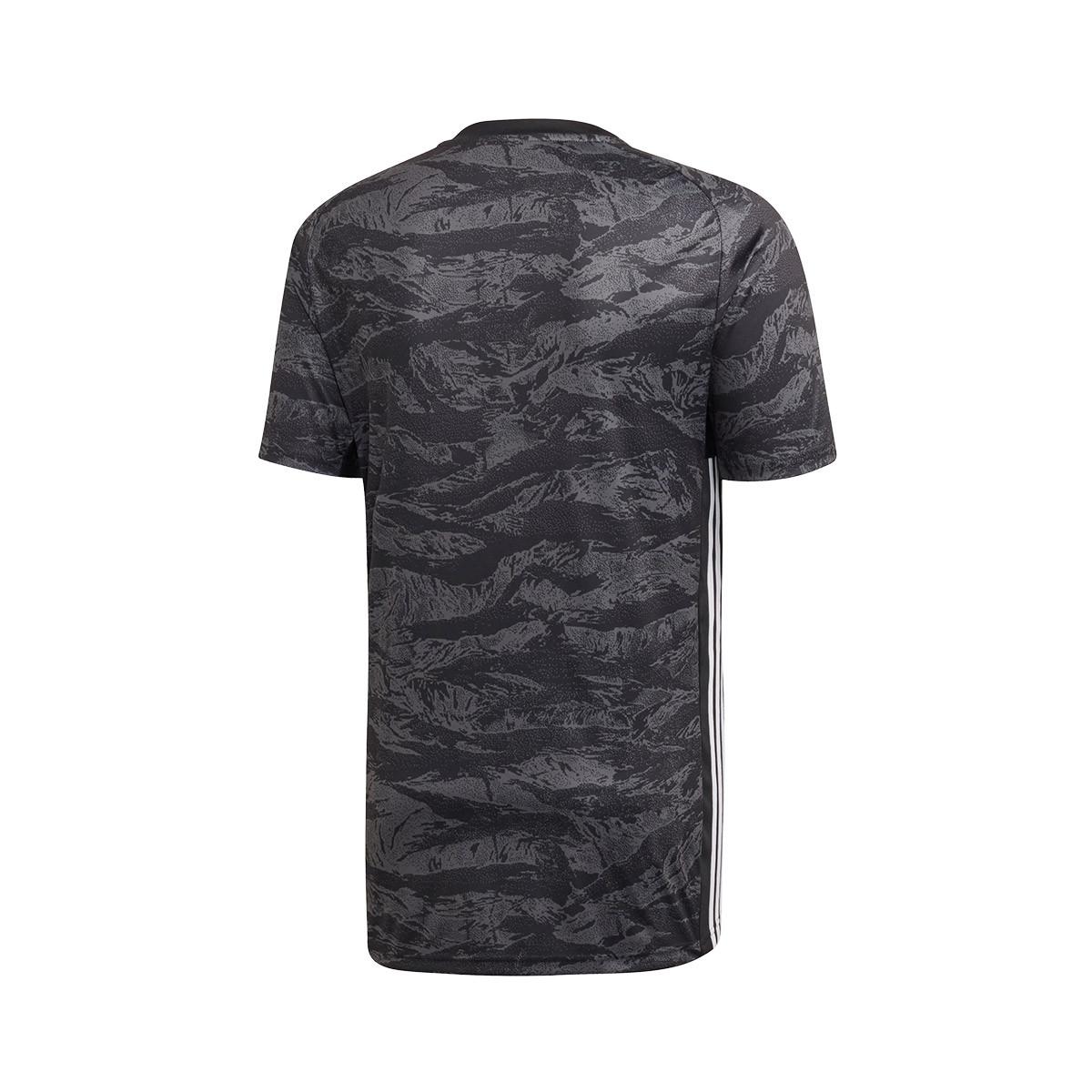 big sale 0a7db 75987 Camiseta Juventus Portero Primera Equipación 2019-2020 Black-White