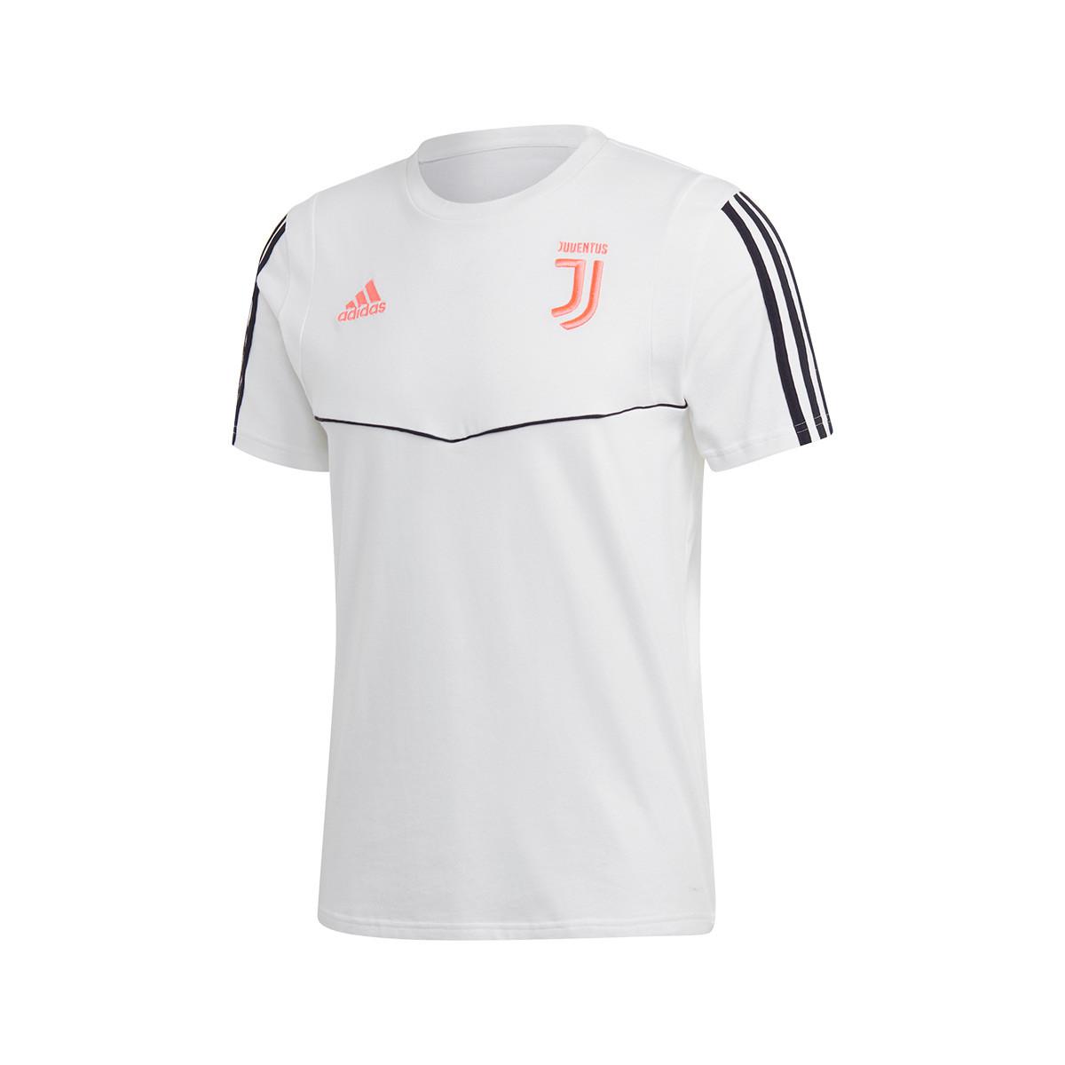 the best attitude 4b250 97ea7 Camiseta Juventus 2019-2020 White-Black