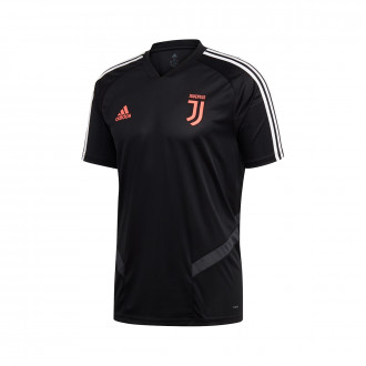 Maillot adidas Juventus Training 2019-2020 Black-Dark grey