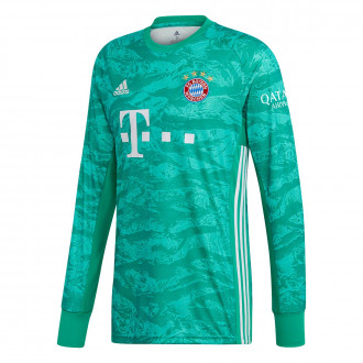 Jersey  adidas Bayern Munich Goalkeeper 2019-2020 Home Core green