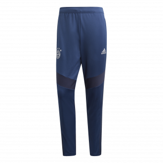 Pantaloni lunghi  adidas Bayern Munich Training 2019-2020 Night marine-Trace blue