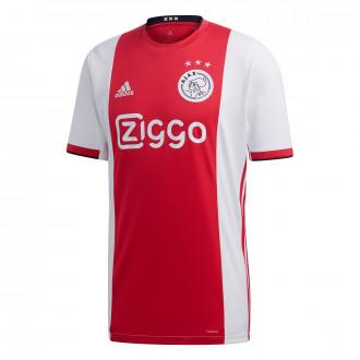 Camisola  adidas Ajax FC Equipamento Principal  2019-2020 Bold red-White-Black