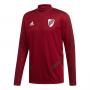 Sudadera River Plate Training 2019-2020 Collegiate burgundy