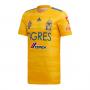 Camiseta Tigres Primera Equipación 2019-2020 Collegiate gold-Blue