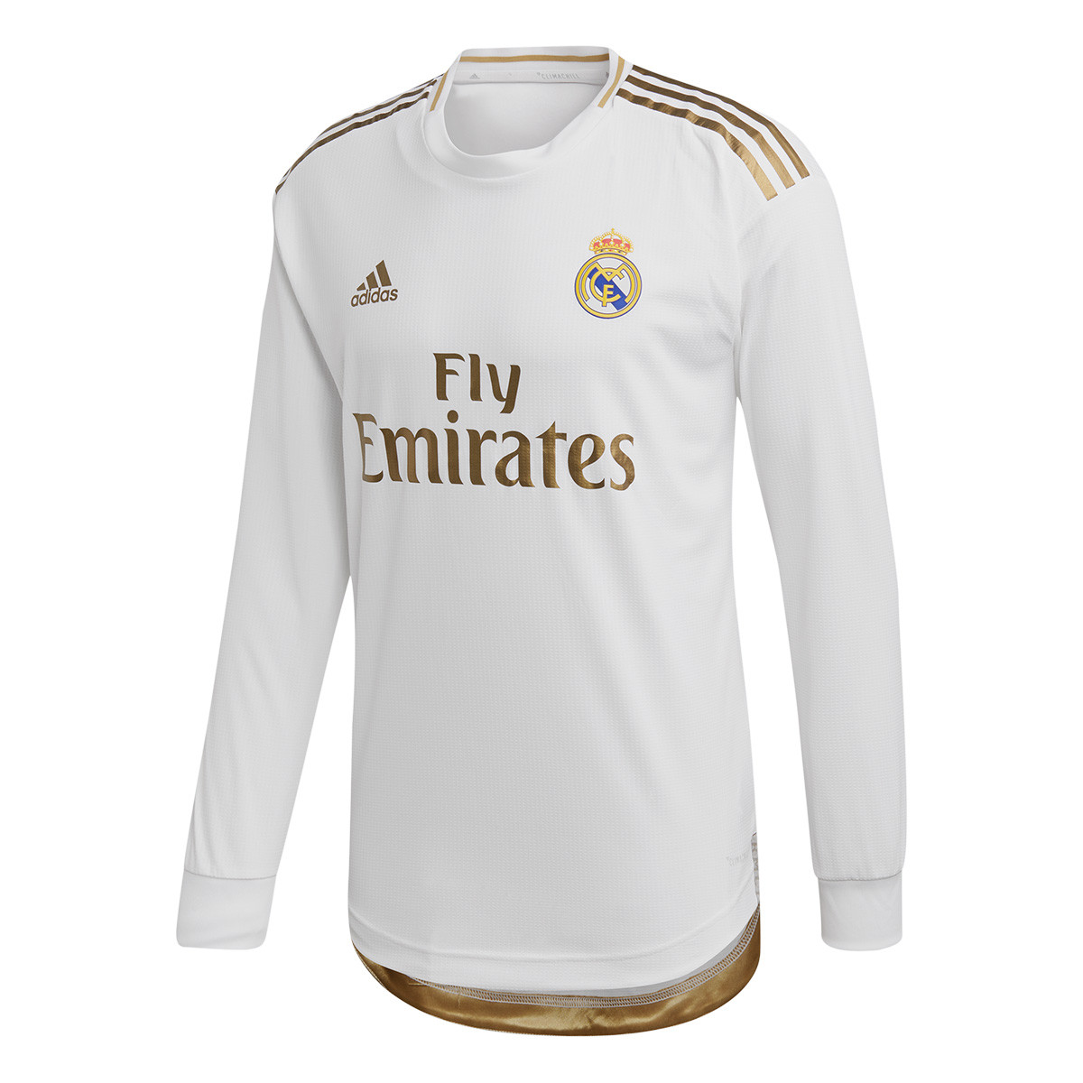 Maillot adidas Real Madrid Domicile Authentic 2019 2020 LS