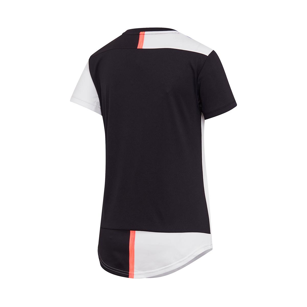 wholesale dealer f2ead eac27 Camiseta Juventus Primera Equipación 2019-2020 Mujer Black-White
