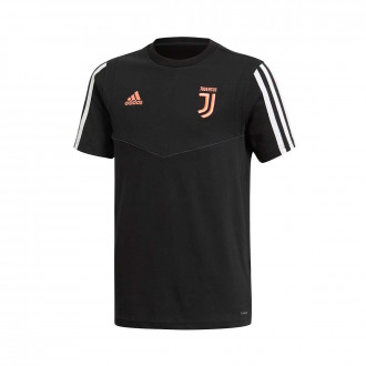 Camiseta adidas Juventus 2019-2020 Niño Black-Dark grey