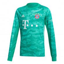 Bayern Munich Guarda-redes Equipamento Principal 2019-2020 Crianças