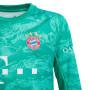 Camiseta Bayern Munich Portero Primera Equipación 2019-2020 Niño Core green