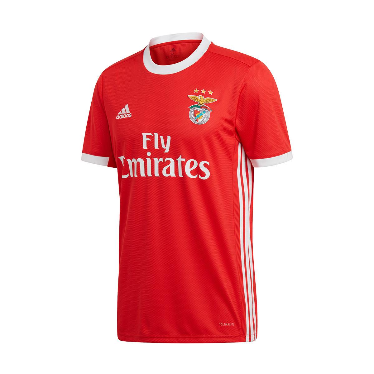 adidas Kids SL Benfica 2019 2020 Home Jersey