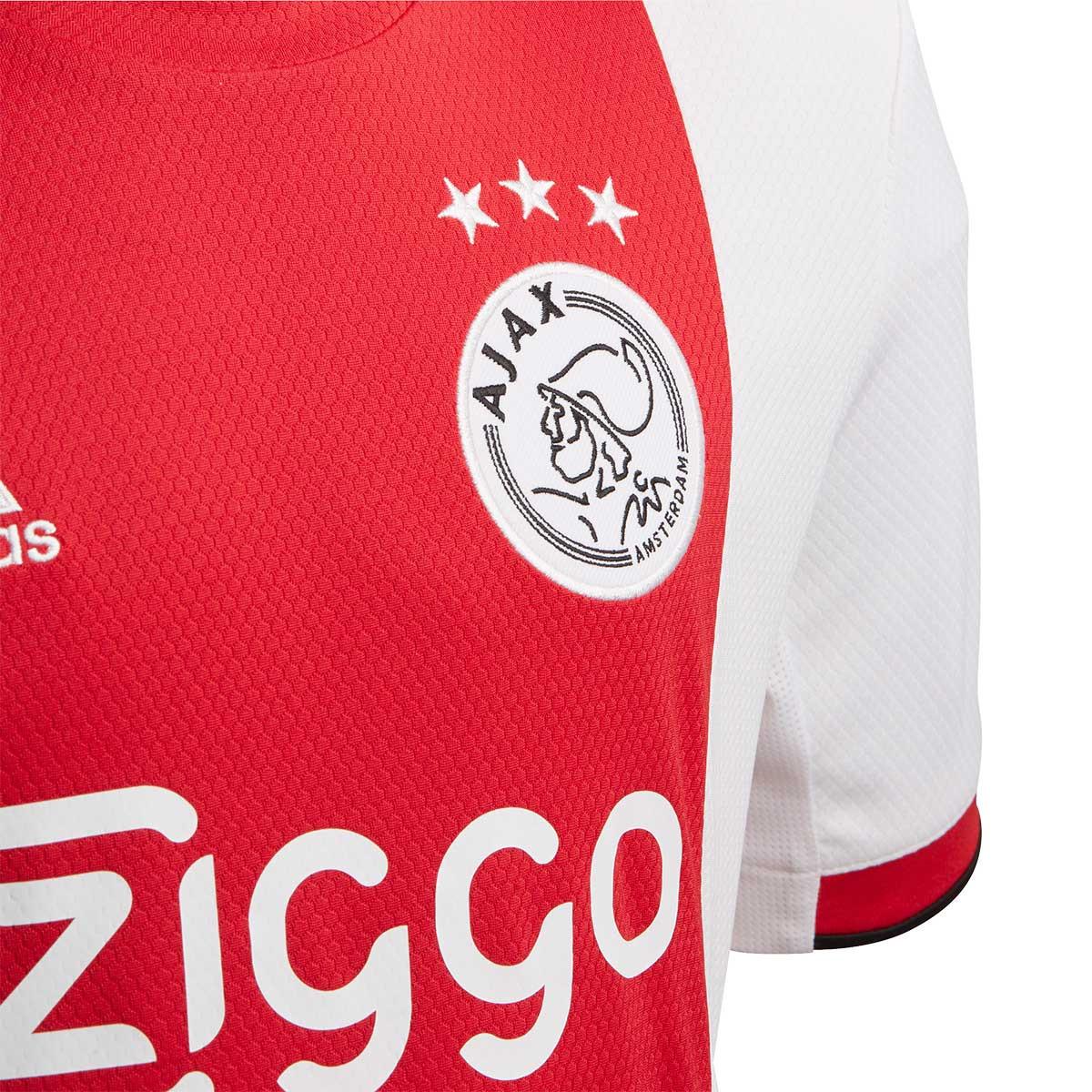 mitad de descuento da532 4f81e Camiseta adidas Ajax FC Primera Equipación 2019-2020 Niño