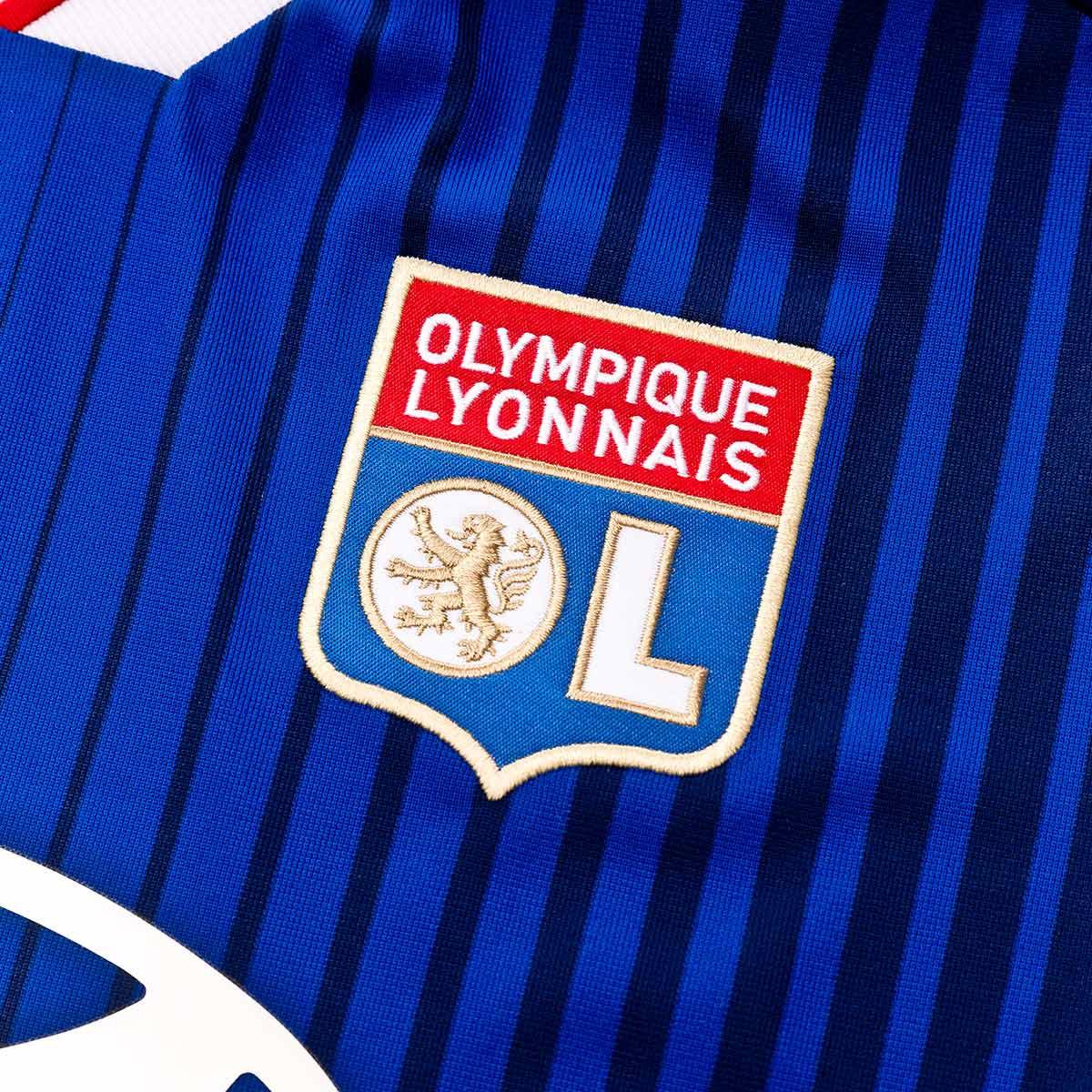 adidas Kids Olympique Lyon 2019-2020 Away Jersey