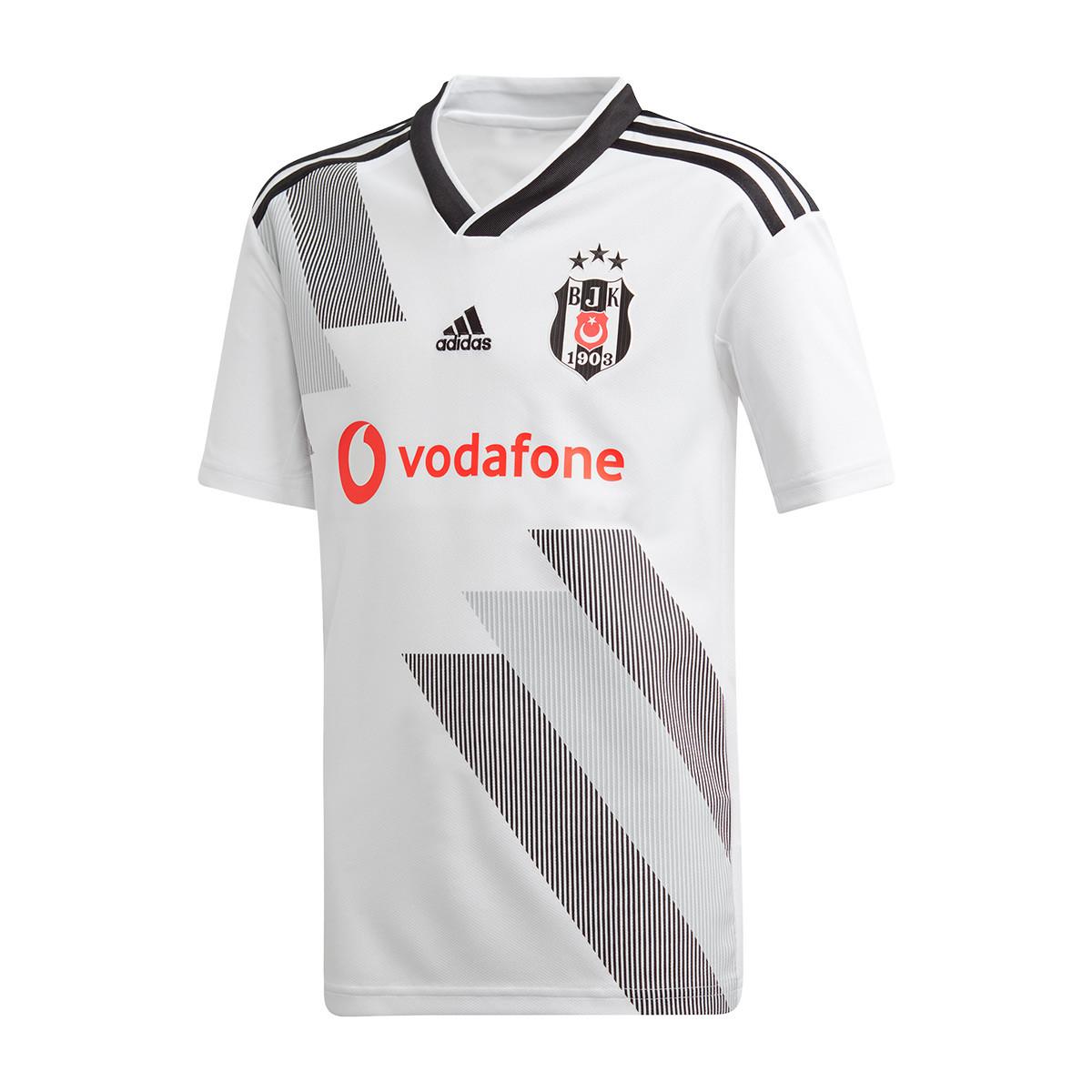 46766799db Camiseta Besiktas Primera Equipación 2019-2020 Niño White