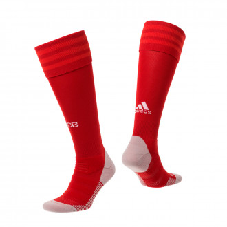 Football Socks  adidas Bayern Munich Primera Equipación 2019-2020 True red-Red