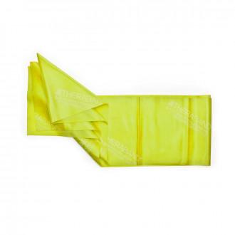 Faixa Rehab Medic Latex para ejercicio 1,5m (resistencia suave) Amarelo