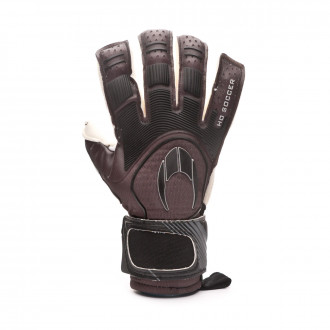 Glove  HO Soccer SSG Supremo II Roll/Negative Blackout