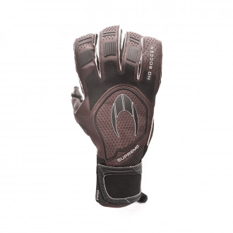 Glove  HO Soccer Supremo Pro II Roll/Negative Blackout