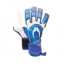 Glove Supremo Pro II Roll/Negative Pacific blue