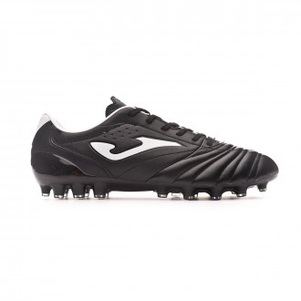 Football Boots Joma Aguila Pro AG Black-White