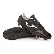 Chaussure de foot Aguila Pro FG Black-White