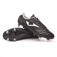 Football Boots Aguila Pro SG Black-White