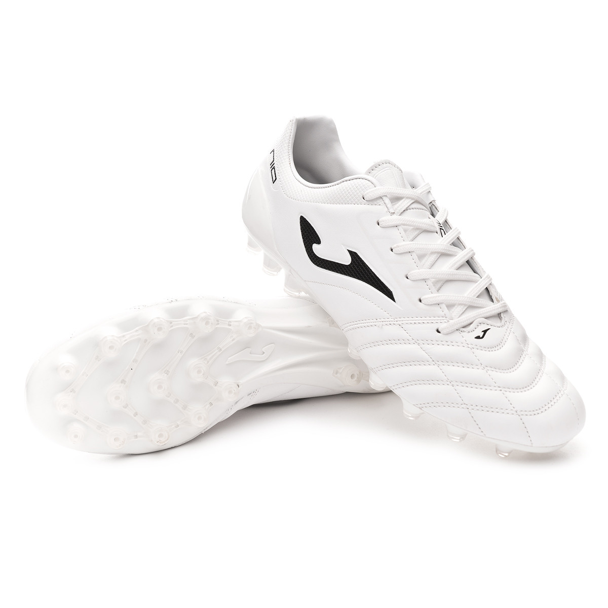 Rinascita impulso divertimento  Scarpe Joma N-10 Pro AG White-Black - Negozio di calcio Fútbol Emotion