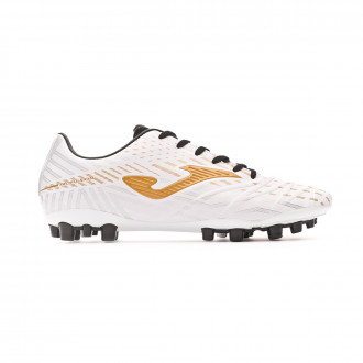 Football Boots Joma Propulsion AG White-Gold