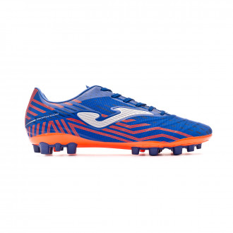 Zapatos de fútbol Joma Propulsion AG Blue-Orange