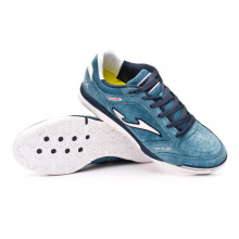 Futsal Boot Top Flex Rebound Mint-White