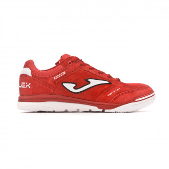 Zapatilla Joma Top Flex Rebound Red-White