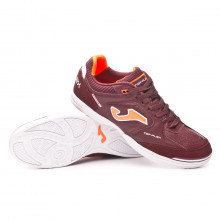 Futsal Boot Top Flex Cherry-Orange