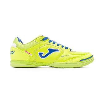 Zapatilla Joma Top Flex Menta-Blue