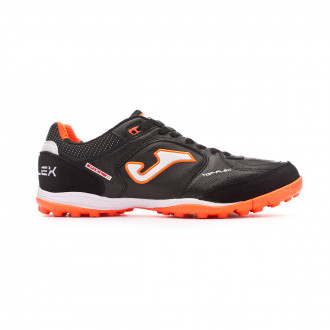 Zapatilla Joma Top Flex Turf Black-Orange