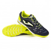 Futsal Boot Liga 5 Navy-White