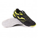 Tenis Dribling Black-Lime