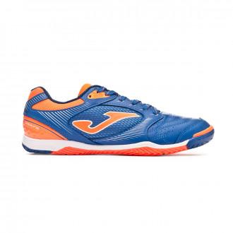 Chaussure de futsal  Joma Dribling Blue-Orange