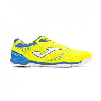 Zapatilla Joma Dribling Lime-Blue