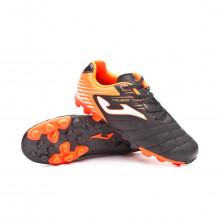Zapatos de fútbol Toledo Niño Black-Red-White
