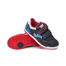 Futsal Boot Kids Top Flex (v.) Navy-Blue