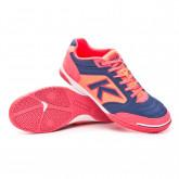 Futsal Boot Precision Pink-Blue