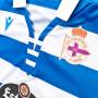 Camiseta RC Deportivo La Coruña Primera Equipación 2019-2020 Niño Blue