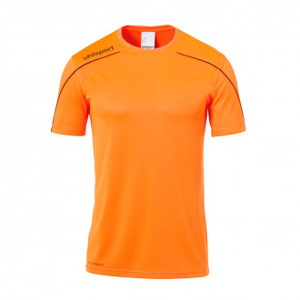 Maillot  Uhlsport Stream 22 m/c Orange-Noir