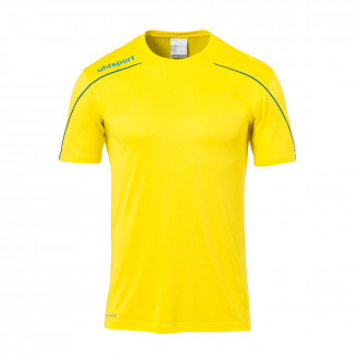 Jersey  Uhlsport Stream 22 m/c Fluorescent yellow-Blue