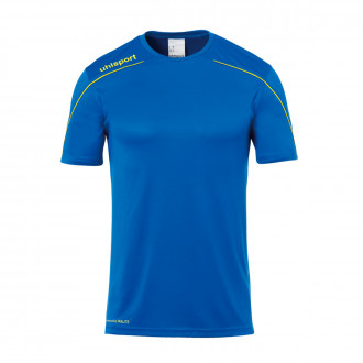 Jersey  Uhlsport Stream 22 m/c Blue-Lime yellow