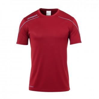 Camiseta  Uhlsport Stream 22 m/c Granate-Celeste