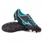 Football Boots Monarcida Neo Select MD Black-Blue atoll