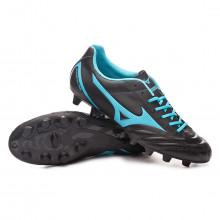 Football Boots Monarcida NEO Select Black-Blue atoll