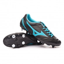 Football Boots Monarcida NEO Selmix Black-Blue atoll